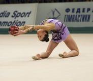 гимнаст Стоковое фото RF