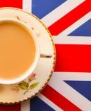 Гимн Великобритании стоковая фотография rf