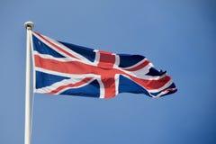 Гимн Великобритании Стоковые Изображения RF