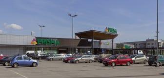 Гипермаркет Prisma Стоковые Фотографии RF