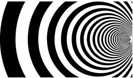 Гипнотическая картина Стоковые Фото
