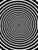 Гипнотическая свирль Стоковое Изображение RF