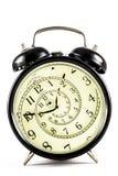 Гипнотические часы стоковая фотография