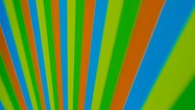 Гипнотический закручивая pinwheel стоковое фото rf
