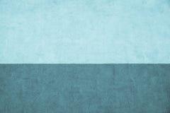 Гипсолит striped текстурой 2 голубых тонов Стоковая Фотография