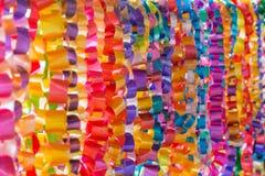 Гирлянда ленты для продажи в школе стоковые изображения