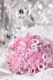 гирлянда рождества Стоковая Фотография