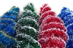 Гирлянды рождества стоковые изображения