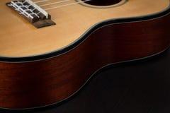 Гитара гавайской гитары гаваиская Стоковые Фото
