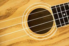 Гитара гавайской гитары гаваиская Стоковое фото RF