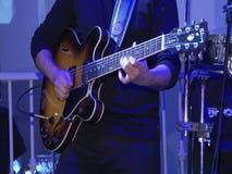 Гитара сольная Стоковое фото RF