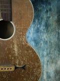 гитара старая Стоковые Фото