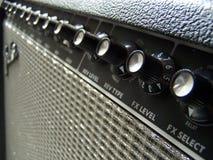 гитара усилителя стоковая фотография rf