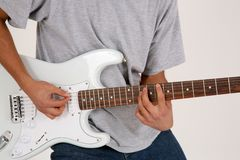 Гитара 1 стоковая фотография rf