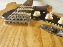 гитара 21 e Стоковое Изображение RF