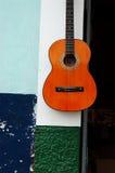 гитара Стоковая Фотография