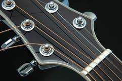 гитара 5 крупных планов стоковые изображения rf