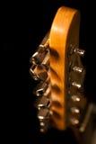 Гитара Fingerboard Стоковые Фотографии RF