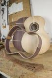 гитара handmade Стоковая Фотография RF