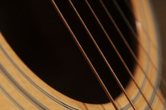 гитара i Стоковое Фото