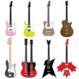 гитары иллюстрация вектора