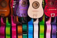 гитары Стоковые Фотографии RF