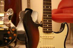 гитары Стоковые Фото