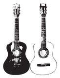 гитары Стоковое Изображение RF