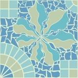 Гидравлические винтажные плитки цемента Стоковая Фотография
