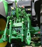 Гидротехник трактора стоковые фотографии rf