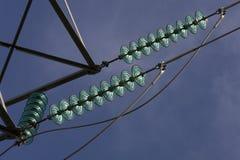 Гидро линии с покрашенными объектами Стоковое Фото