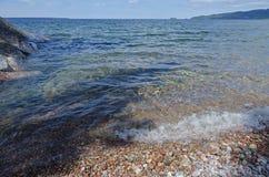 Главное озеро Стоковые Изображения