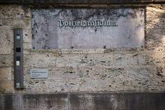 Главное полицейское управление Мюнхен Стоковые Изображения