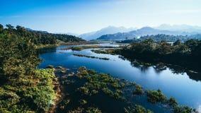 Главное река Таиланда Стоковое фото RF