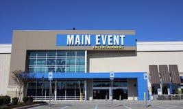 Главные развлечения события, Мемфис, TN стоковые изображения rf