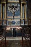 Главный алтар собора Альби Стоковая Фотография RF