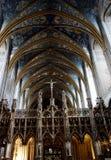 Главным образом взгляд собора ` s Альби Стоковое фото RF