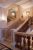 главным образом лестница Стоковое фото RF