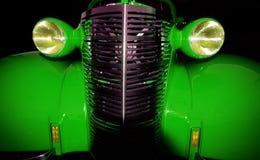 глаза автомобиля Стоковые Фото