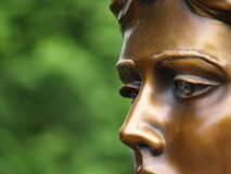 глаза ангела Стоковая Фотография