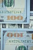 Глаза Бенджамина Франклина на долларах стоковые фото