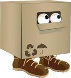 глаза коробки Стоковая Фотография RF