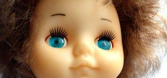 глаза кукол Стоковые Изображения RF