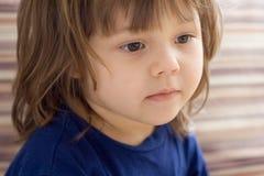 Глаза любят зеркала Стоковая Фотография RF