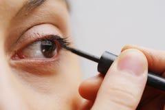 глаза составляют ваше Стоковая Фотография RF