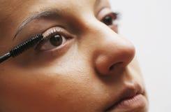 глаза составляют ваше Стоковое фото RF
