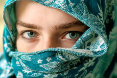 глаза Стоковое Изображение