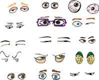 глаза i Стоковая Фотография RF