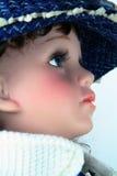 глаз куклы Стоковые Изображения