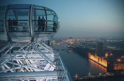 Глаз Лондон Стоковые Фото